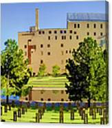 Oklahoma City National Memorial Canvas Print