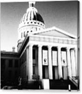 Old Courthouse Canvas Print