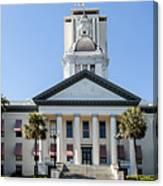 Old Florida Capitol Canvas Print