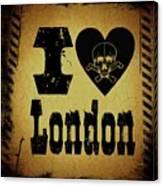 Old London Canvas Print