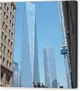 One World Trade Center 4 Canvas Print