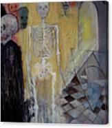 Ontology Canvas Print