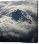 Oregon Mountain Canvas Print
