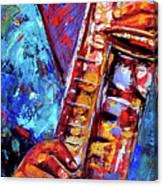 Ornette Coleman Canvas Print