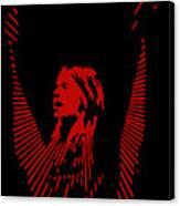 Ozzy Osbourne Canvas Print