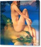 p rarmstrong 088 Rolf Armstrong Canvas Print