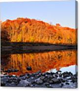 Palisades-kepler State Park - Mt. Vernon, Ia Canvas Print