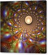 Carlos Castaneda 'the Active Side Of Infinity' Canvas Print