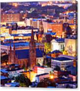 Paterson New Jersey Canvas Print