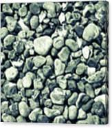 Pebbles 9 Canvas Print