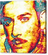 Pedro Infante Canvas Print