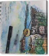 Penang Hills Canvas Print