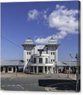 Penarth Pier Pavilion 2 Canvas Print