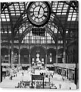 Pennsylvania Station, Interior, New Canvas Print