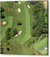 Philadelphia Cricket Club Wissahickon Golf Course 12th Hole Canvas Print