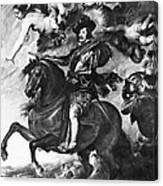 Philip Iv (1605-1665) Canvas Print