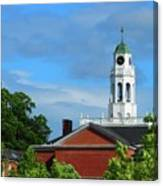 Phillips Exeter Academy Main Building Canvas Print