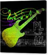Play 1 Canvas Print