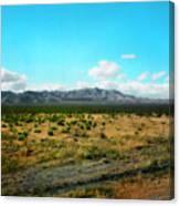 Pleasing Prairie Canvas Print