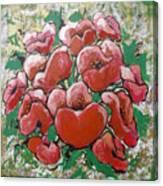 Poppies Canvas Print