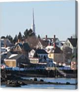 Portsmouth, New Hampshire Canvas Print