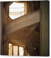 Portuguese Staircase Canvas Print
