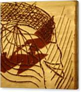 Presence - Tile Canvas Print