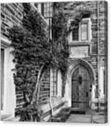 Princeton University Foulke Hall II Canvas Print
