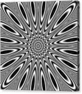 Pulsar Canvas Print