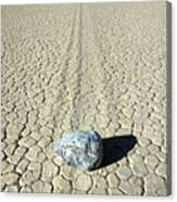 Racetrack In Death Valley Canvas Print