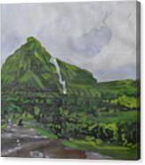 Visapur Fort Canvas Print