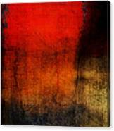 Red Tide Vertical Canvas Print