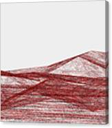 Red.318 Canvas Print