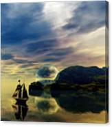 Reflection Bay Canvas Print