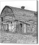 Reid Barn Canvas Print