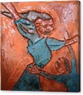 Reunion - Tile Canvas Print