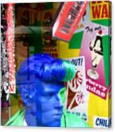 Ricky Canvas Print