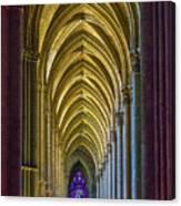 Rising Prayer Canvas Print