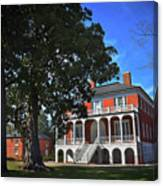 Robert Mills House, Sc Canvas Print