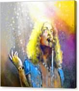 Robert Plant 02 Canvas Print