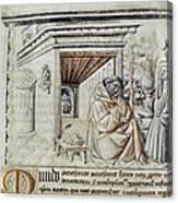 Roger Bacon (1214?-1294) Canvas Print