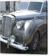 Rolls Royce Silver Wraith Canvas Print