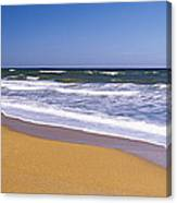 Route A1a, Atlantic Ocean, Flagler Canvas Print