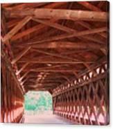 Sachs Bridge Canvas Print