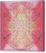 Sacred Symbols Out Of The Void 1b Canvas Print
