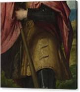 Saint Alexander Canvas Print