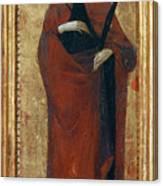 Saint Apollonia Canvas Print