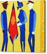 Salvation Army. Canvas Print