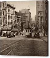 San Francisco 1945 Canvas Print