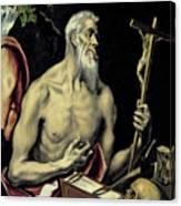 San Jeronimo Canvas Print